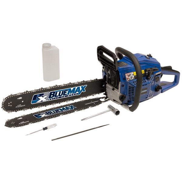 Blue Max 8901 2-in-1 14-Inch/20-Inch Combination Chainsaw in 4 Color Carton