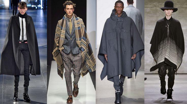 Tendencias otoño-invierno 2015/2016: entre capas y ponchos anda el look - http://hombresconestilo.com/tendencias-otono-invierno-20152016-entre-capas-y-ponchos-anda-el-look/
