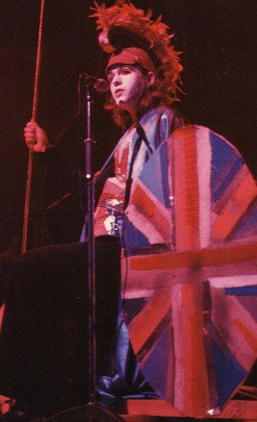 Peter Gabriel genesis-pics: Britannia