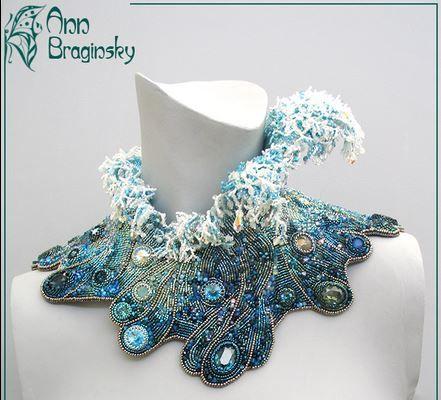 Masterpiece Beadwork Jewelry by Ann Braginsky - The Beading Gem's Journal