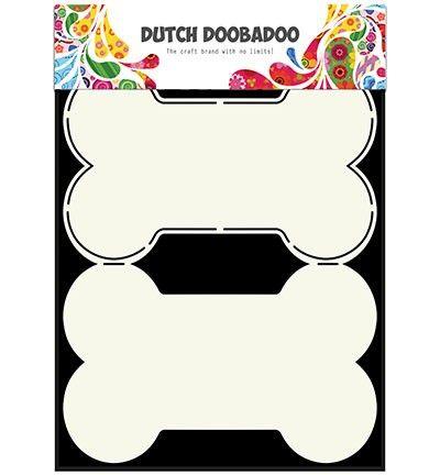 470.713.627 Dutch Doobadoo Card Art Dog bone
