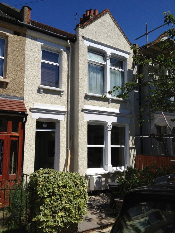 Enhance the appearance of your house by installing UPVC box sash windows in Kingston..