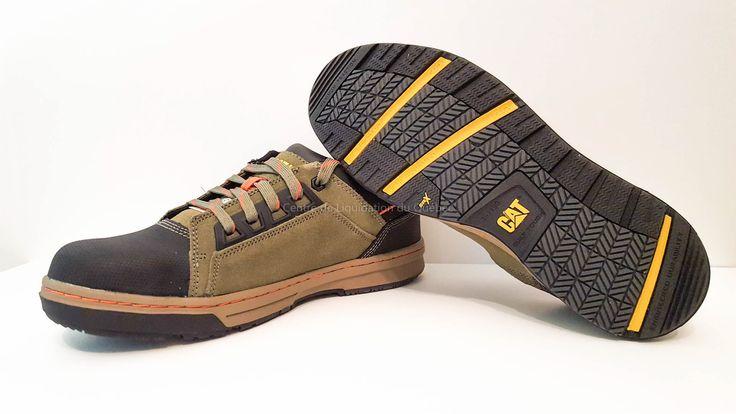 Chaussure de sécurité CATerpillar T-1190 (néphrite) - Price:75.00  Chaussure de sécurité CAT (Caterpillar) T-1190 pour homme. Ils sont fabriquée avec des matériaux robustes, des systèmes de confort de haute technologie et des semelles d'usure durable. C'est de l'équipement solide. Les chaussures de sécurité CAT sont certifié catégorie 1 par la C.S.A. et classifiées par l'E.S.R. Construites avec des embouts de sécurité et des […]  Cet article Chaussure de sécurité CATerpillar T-1190…
