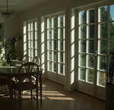 3 French doors for the west side of the sunroom. spröjsade fönster - Sök på Google