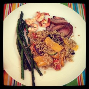 Is quinoa a complete protein? Read what Registered Dietitian Karine has to say on the topic.