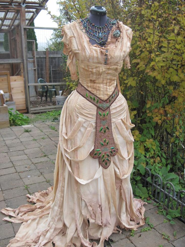 steampunk mummy costume by alisa kester