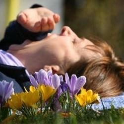 Baharları hep yorgun musunuz?