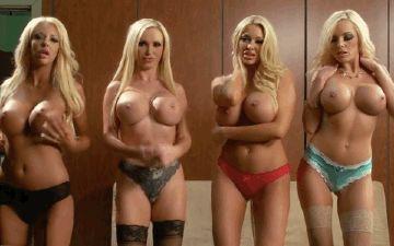 Courtney Taylor, Nikki Benz, Nina Elle, Summer Brielle