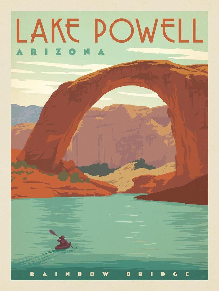 Anderson Design Group – American Travel – Lake Powell, Arizona