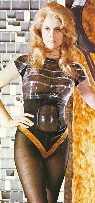 Barbarella Movie with Jane Fonda