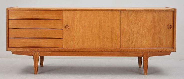 """SIDEBOARD, modell """"Ulvö"""", Erik Wörtz för IKEA, 1960-tal."""