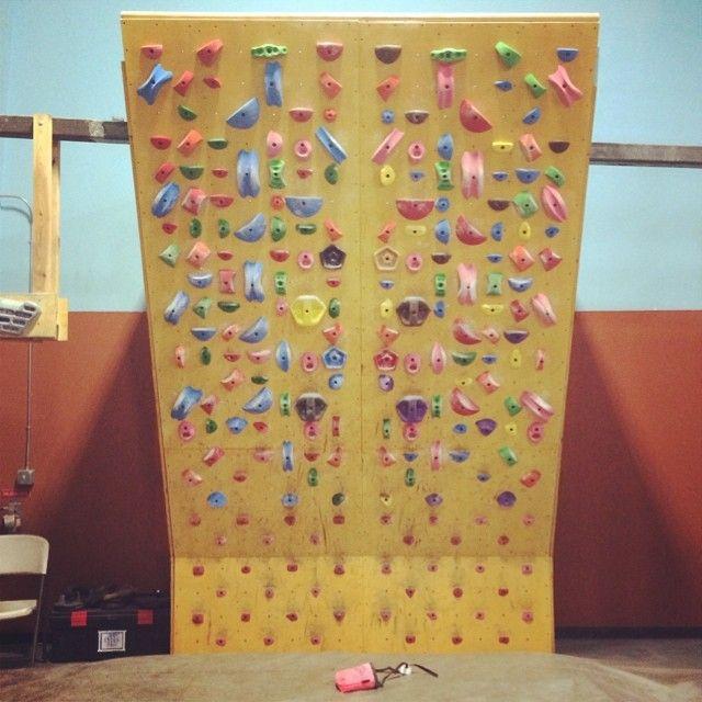 243 best home climbing walls images on Pinterest   Bouldering ...