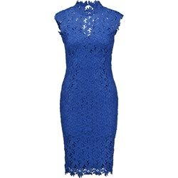 Paper Dolls Sukienka etui blue
