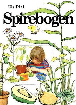 Den oprindelige forside til Ulla Dietls Spirebogen