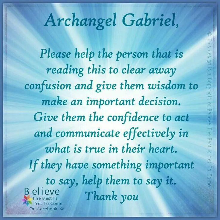 Message Metatron Archangel