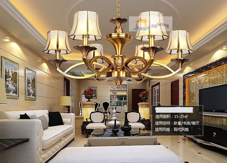 438.00$  Watch here - http://alingm.worldwells.pw/go.php?t=1758478779 - Retro Villa copper chandelier Antique led chandelier lamps Italy vintage chandeliers penthouse Hotel living room hanging lights
