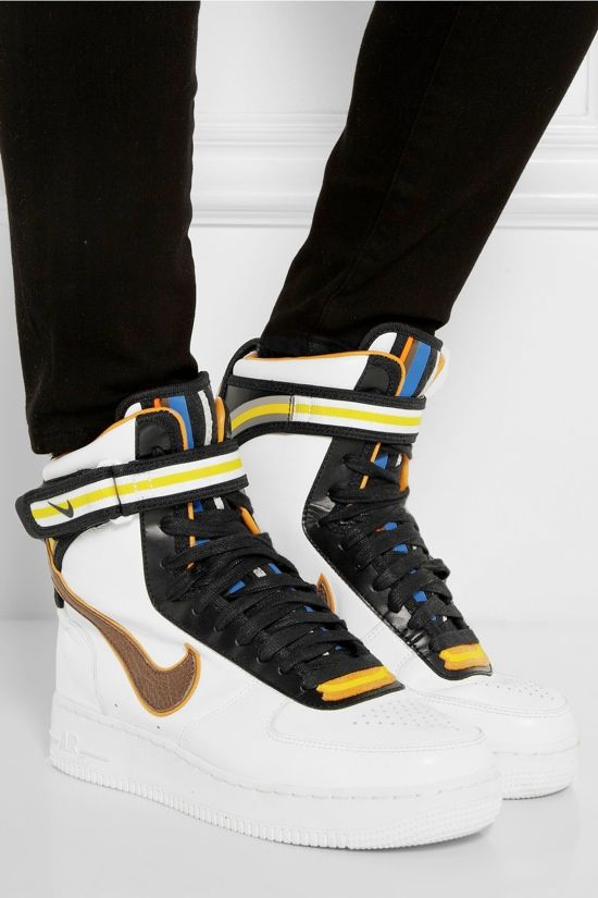 riccardo tisci nike hi top sneakers Its Here! The Riccardo Tisci x Nike Collection Lands