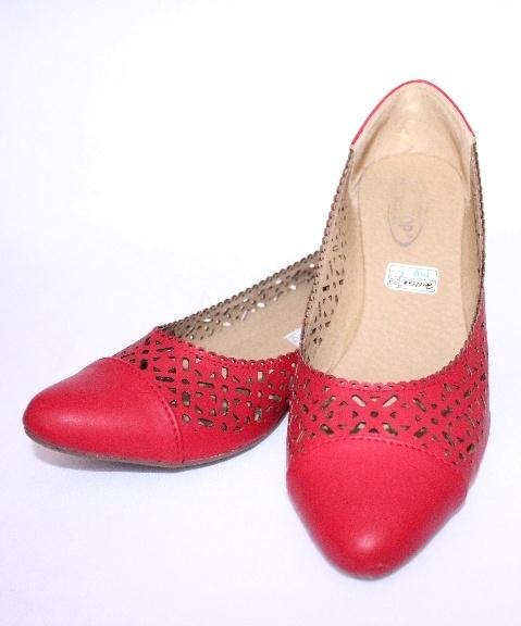 High Heels Hilltop Merah Rp 54.500,-