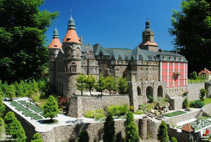 Lower Silesian Monuments Miniature Park