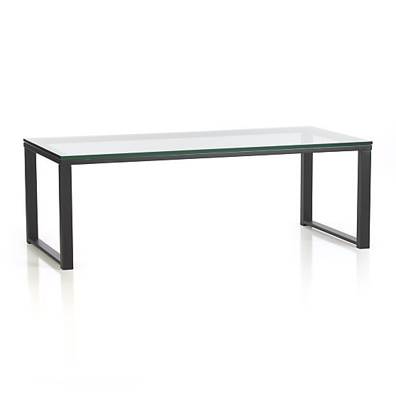 Avenue Coffee Table | Crate And Barrel