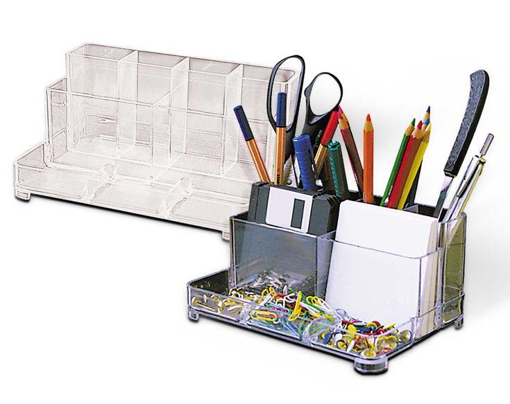Βάση Οργάνωσης Γραφείου MAS Έξυπνη και πρακτική συσκευασία με ειδικές θήκες για χαρτάκια σημειώσεων, κολλητική ταινία, στυλό,συνδετήρες κ.α. Διατίθεται σε διάφανο χρώμα. http://officeworld.gr/shop/%CE%B2%CE%AC%CF%83%CE%B7-%CE%BF%CF%81%CE%B3%CE%AC%CE%BD%CF%89%CF%83%CE%B7%CF%82-%CE%B3%CF%81%CE%B1%CF%86%CE%B5%CE%AF%CE%BF%CF%85-mas/