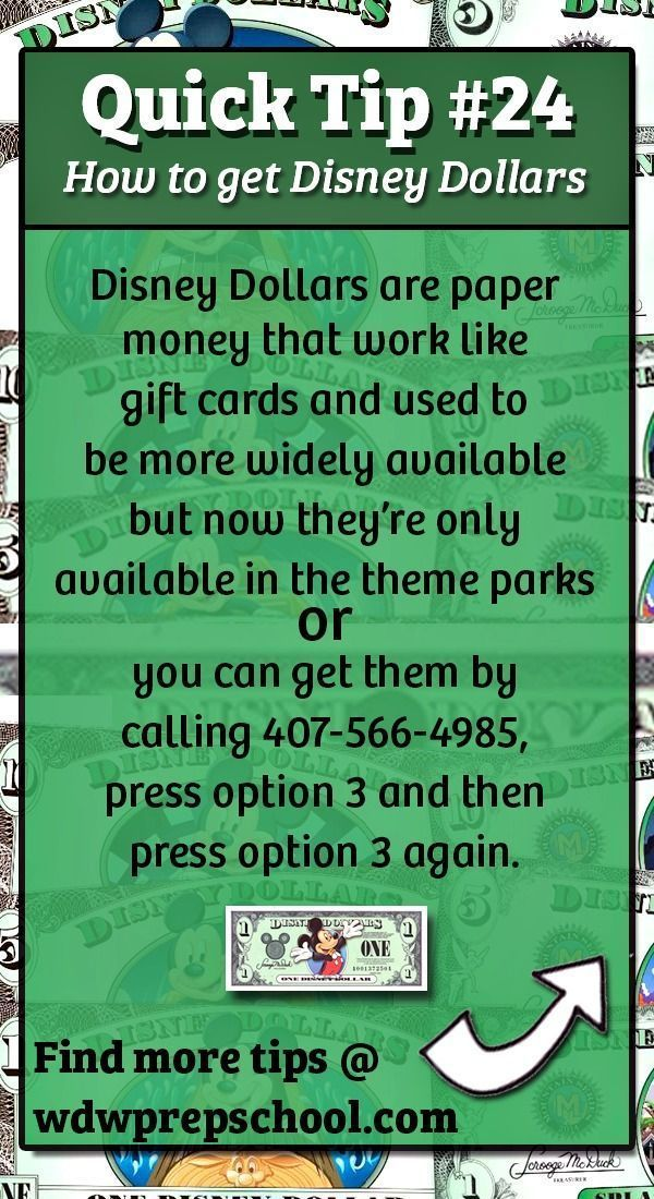 Find lots more tips for your Disney trip @ wdwprepschool.com