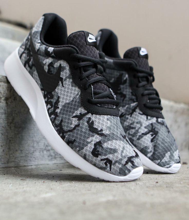 Adidas Camo Print Running Shoes