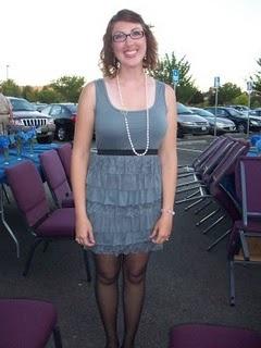 Wedding ruffles...ruffle dress