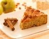 Torta cremosa di mele