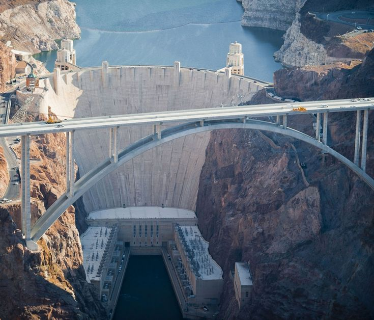 The Hoover Dam Bypass: A Modern Engineering Marvel