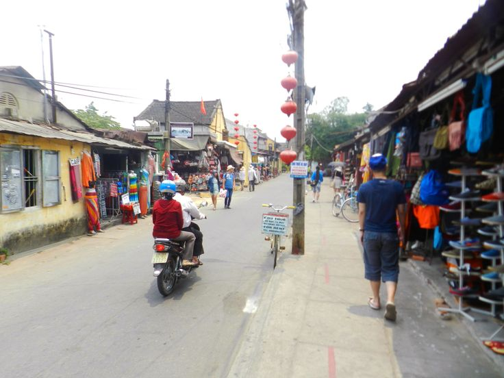 Can't wait to walk on these streets again! #hoian #vietnam