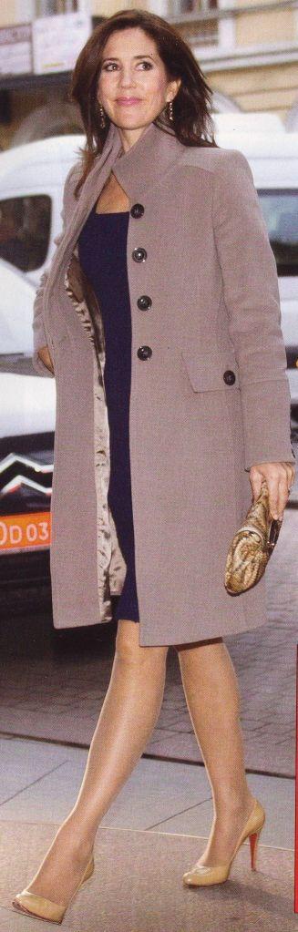 princess mary of denmark looking stylish from head to toe
