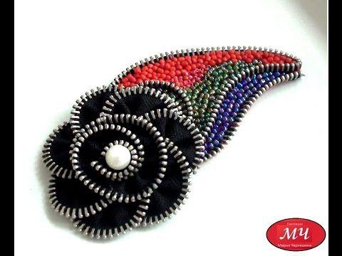МК ободок с цветами из атласной ленты DIY Ribbon flowers - YouTube