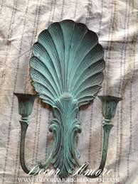 verdigris wall sconces - Google Search