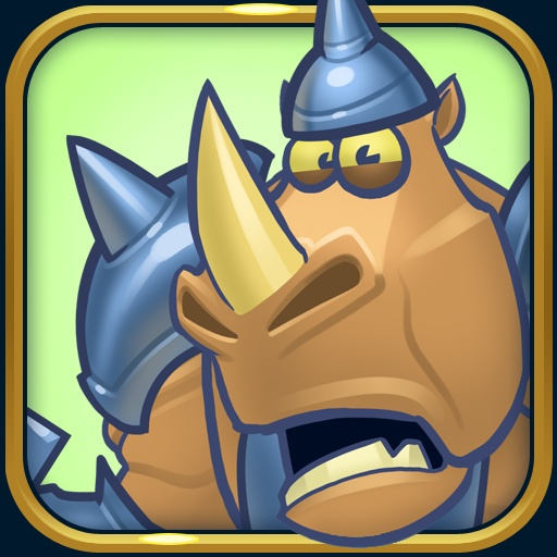 Animal Legends App Store icon. Quest with friends in this new iOS role-playing game from the creators of Trucks & Skulls, FaceFighter, and SpellCraft School of Magic.