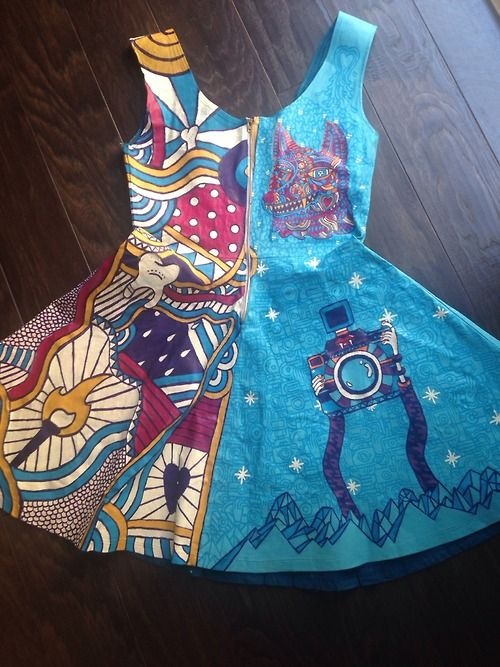 Incredible Foster The People Supermodel dress