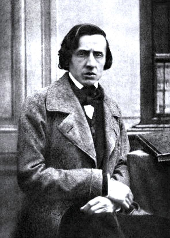 Frederic Chopin was born in Poland but lived most of his life in Paris and is one of the best-known and best loved composers of the Romantic period. Chopin's entire musical output was devoted to his favorite instrument the piano with over 200 solo compositions.
