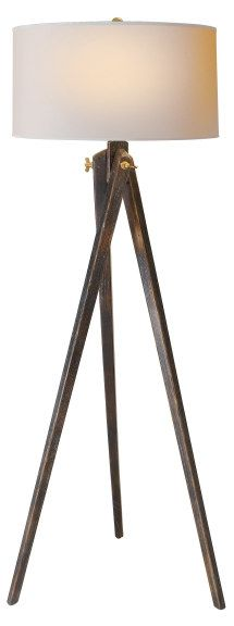 Wood York tripod floor lamp: http://www.stylemepretty.com/2016/06/07/10-design-pieces-every-millennial-couple-needs-on-their-registry/
