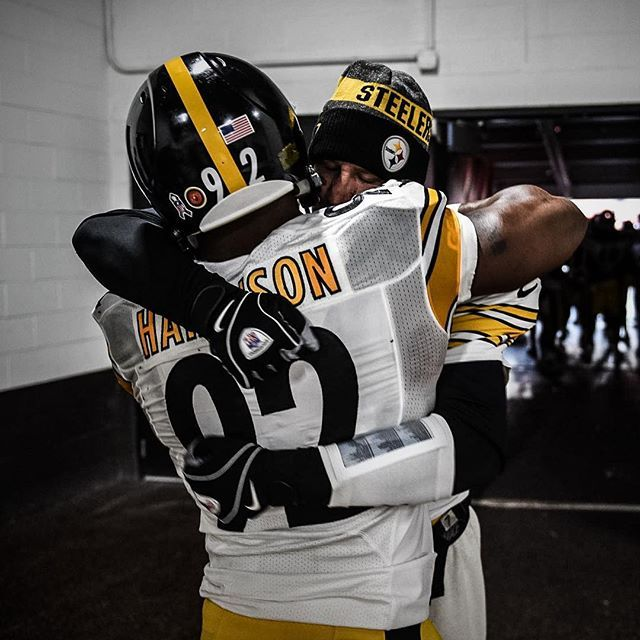 """Ben on Deebo's record: """"He got a little emotional over it. He got a little teary eyed. We all respect him a lot."""""""