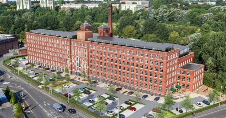 Dilapidated Meadow Mill will be part of a 'gateway' development in Stockport town centre
