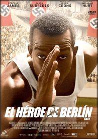 DVD CINE 2431 - El héroe de Berlín (2016) Canadá. Dir.: Stephen Hopkins. Drama. Biográfico. Anos 30. Sinopse: narra a historia do mítico atleta Jesse Owens, o coloso da velocidade que saltou á fama nos Xogos Olímpicos de Berlín de 1936, cando deixou ao mundo pampo coas súas espectaculares marcas que botaron por terra a teoría de Hitler sobre a supremacía da raza aria.