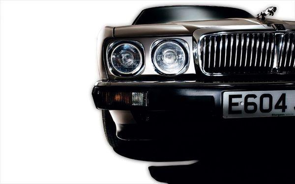 1986 94 Jaguar Xj40  #coches #cars #carros