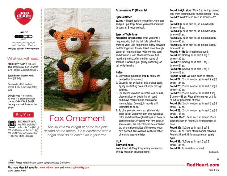 Fox Ornament #Fox #Ornament #popular #everything #…