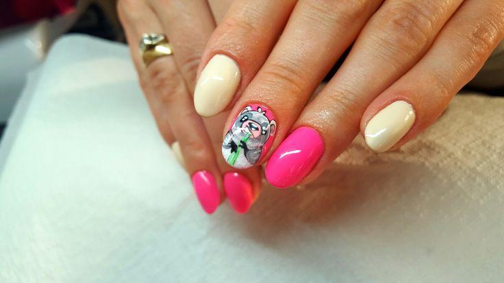 Sweet nails nailart