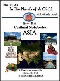HOAC Asia Lapbook from Currclick