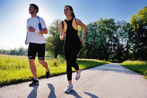 Olahraga Rutin Tidak Hanya Menurunkan Berat Badan, Tapi Banyak Hal Lain.