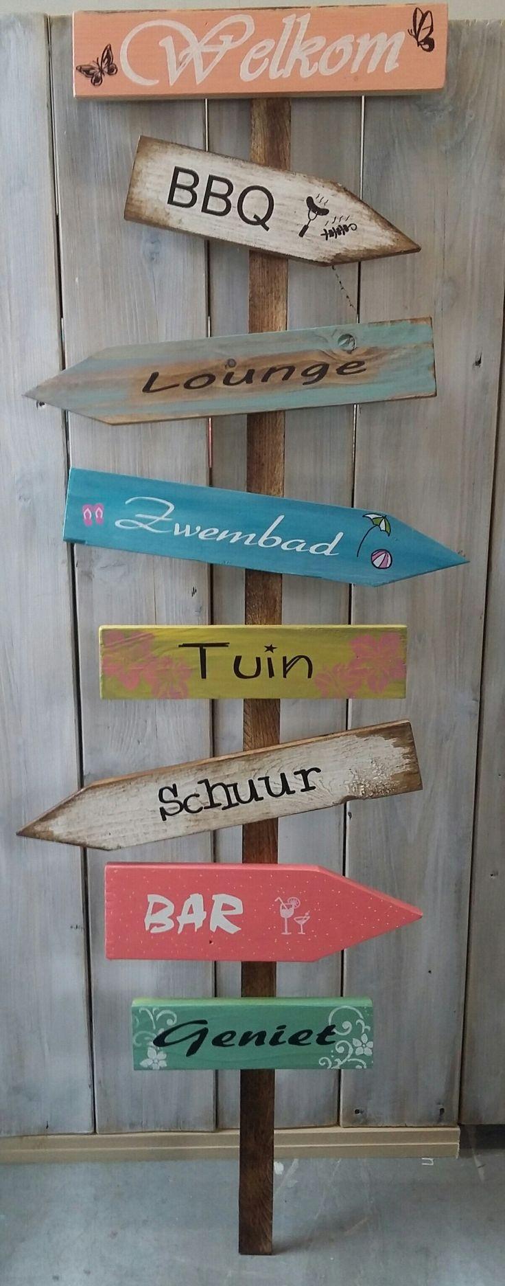 25 beste idee n over strand decoraties op pinterest for Decoratie zomer