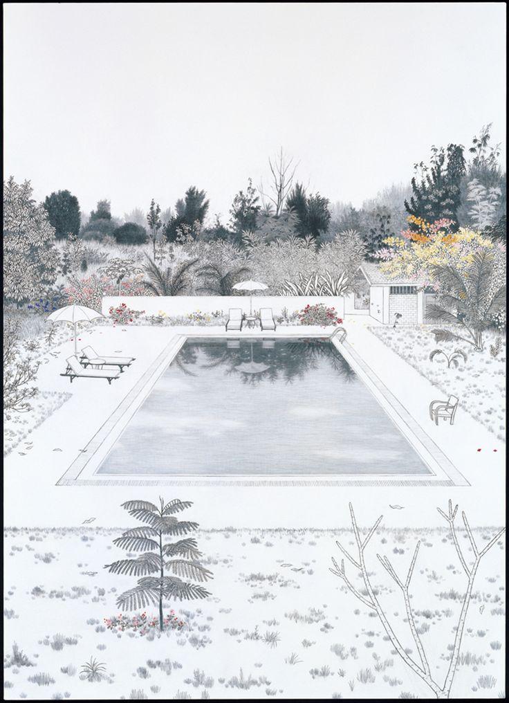 Pool at BAN ROM SAI バーンロンサイのプール 2009 | kooZarch