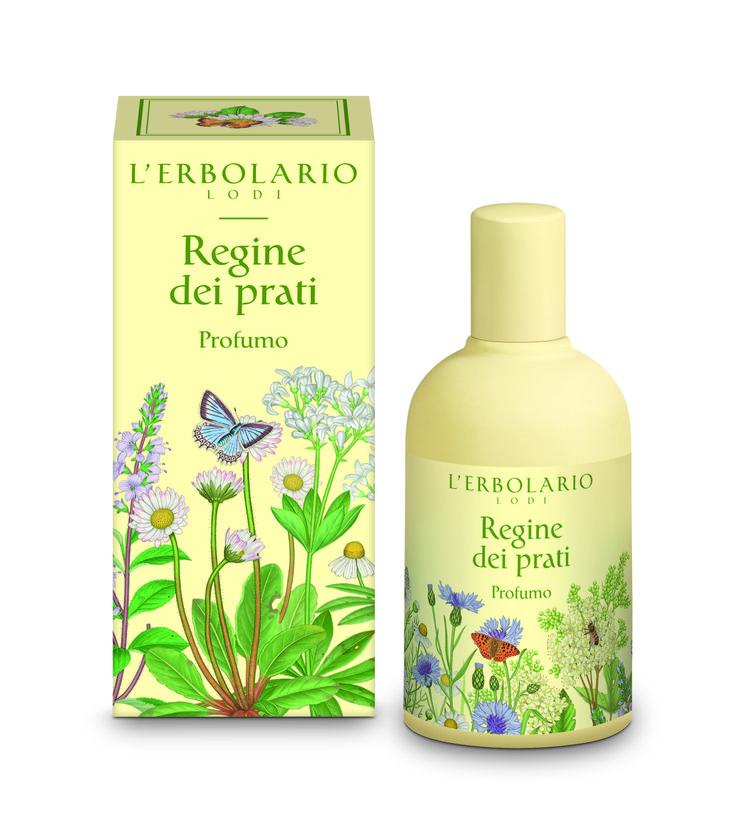 Note di Verde di Foglia, Bois de Rose, Camomilla, Regina dei Prati, Legno di Cedro http://www.erbolario.com/prodotti/650_regine_dei_prati_profumo