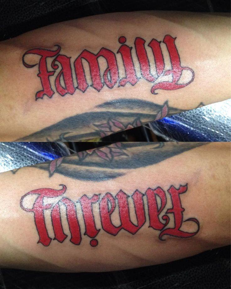 17 Best Ideas About Ambigram Tattoo On Pinterest: 25+ Trending Ambigram Tattoo Ideas On Pinterest